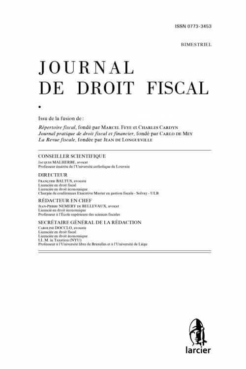 journal-de-droit-fiscal - Baltus